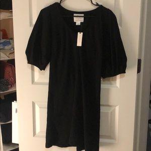 NWT Anthropologie Puff Sleeve Dress